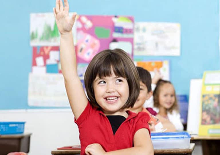 Cách thu hút trẻ đến trường