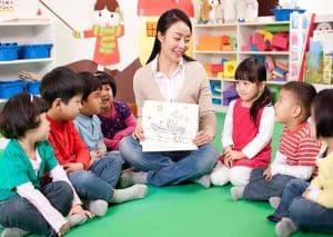 Kỹ năng giao tiếp giáo viên mầm non